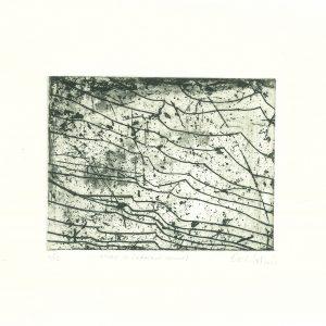Bevan de Wet – Study 10 (Crackle Sound)