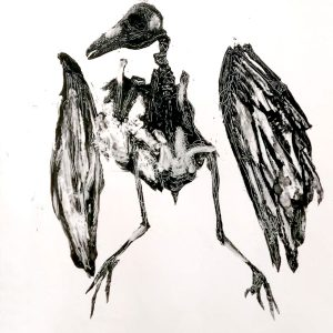 Elrie Joubert – Bird of Passage