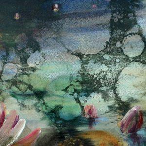 Sharon Sampson – The Pond l