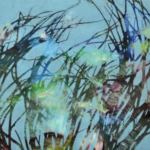 Sharon Sampson – Trees l